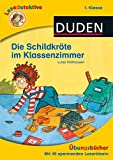 Lesedetektive Übungsbücher - Die Schildkröte im Klassenzimmer