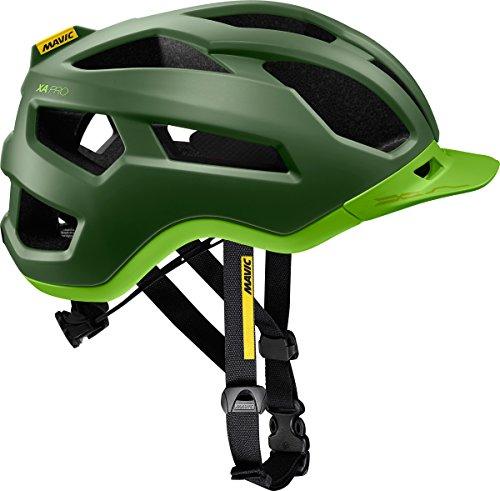 MAVIC XA Pro MTB Fahrrad Helm grün 2018: Größe: M (54-59cm)