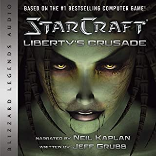 StarCraft: Liberty's Crusade  audiobook cover art