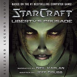 StarCraft: Liberty's Crusade audiobook cover art