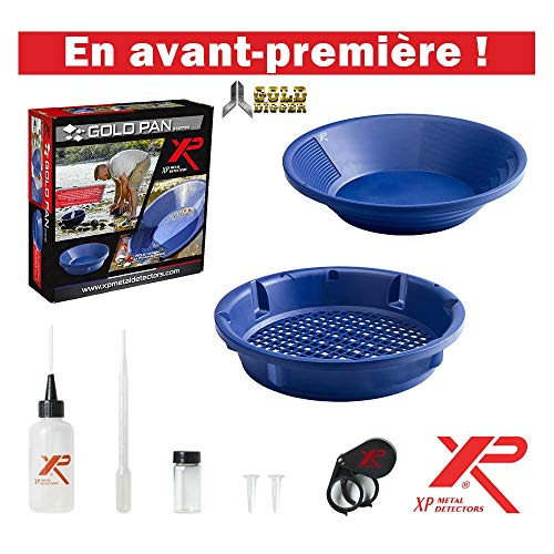 XP Gold Panning (XP GOLD PAN STARTER KIT)