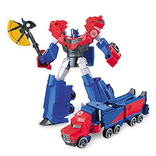 Siyushop Jouet Transformers, Man Auto Model, Heroes Rescue Bots, Jouets Deformed Car Les Enfants, Modèle De Robot De Combat, Enfants De 3 Ans Et Plus ( Color : 5 )