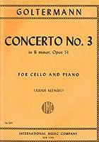 GOLTERMANN - Concierto nコ 3 en Si menor Op.51 para Violoncello y Piano (Klengel)