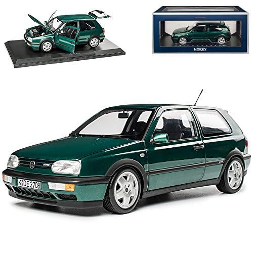 Volkwagen Golf III VR6 Gün Metallic 3 Türer 1991-1997 1/18 Norev Modell Auto