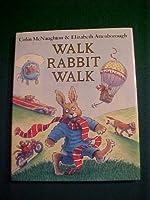 Walk Rabbit Walk 0394840062 Book Cover