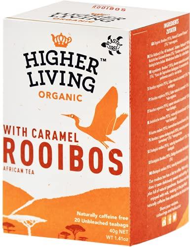 Higher Living Ingwer Kick Tea 15 Beutel