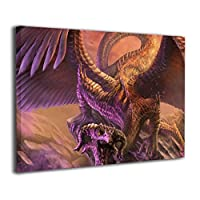 Skydoor J パネル ポスターフレーム ドラゴン Dragon インテリア アートフレーム 額 モダン 壁掛けポスタ アート 壁アート 壁掛け絵画 装飾画 かべ飾り 30×20