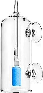 バブル ストッパー エアレーション 塩ダレ 解消 水垢 飛散 防止 エア- 泡 エアストーン付き 熱帯魚 淡水魚 海水魚