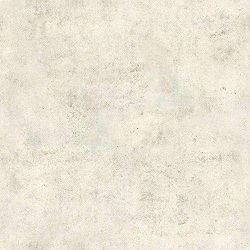 Rasch Tapeten 939514 Vliestapete in Heller Beton-Optik – 10,05m x 53cm (L x B) Vlies Tapete Rasch Kollektion Factory III, Beige, 10,05-0,53