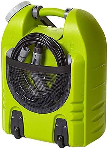 Aqua2go Gd86 Hochdruckreiniger Grün 20 Liter Auto