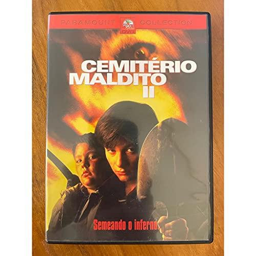 coleção Cemiterio Maldito 1 E 2 dvd