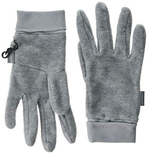 Sterntaler Unisex Fingerhandschuh Handschuhe, Silber (Silber Mel. 542), 7