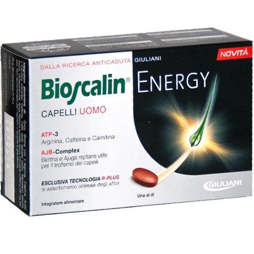 Bioscalin uomo energy capelli 30cpr promo