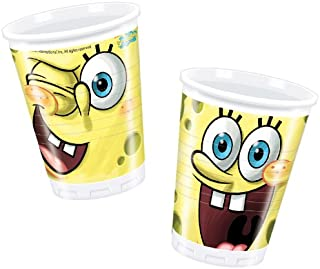 Procos Spongebob 10 Cups - Yellow