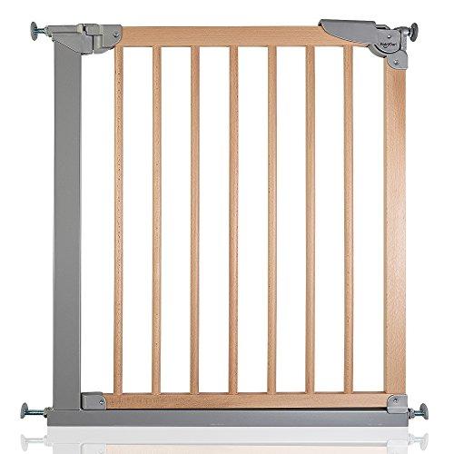 BabyDan Designer - Bebé Puerta de la Escalera Barrera de Seguridad, 69,1-75,8cm