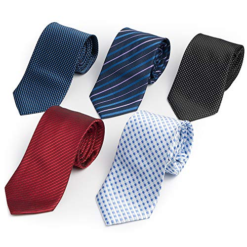 Promotion gift ideas for your boyfriend cause he'll always need a new tie.