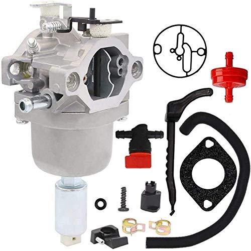Nrpfell 799727 Carburador para Briggs y Stratton 698620 690194 791886 499153 498061 14Hp 15Hp 16Hp 17Hp 18Hp Carb