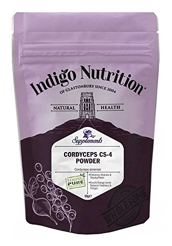Indigo Herbs Cordyceps CS-4 in Polvere 50g