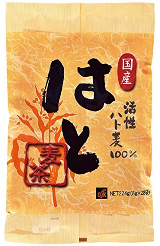 OSK 国産 発芽はと麦茶 28P