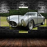 QQQAA 5 Leinwand Druck Kunst Poster Maserati A6Gcs