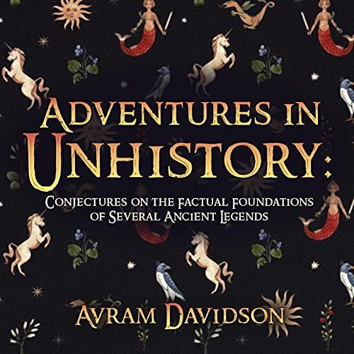 『Adventures in Unhistory』のカバーアート