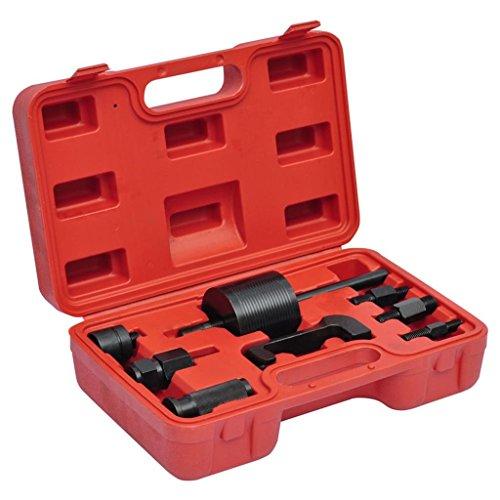 vidaXL Diesel Injektoren Auszieher 8-TLG. Injektor Abzieher Werkzeug Set