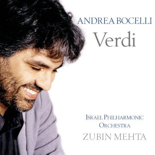 Andrea Bocelli, Israel Philharmonic Orchestra & Zubin Mehta