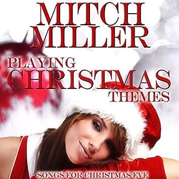 Playing Christmas Themes