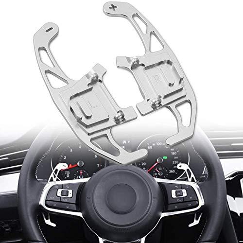 libelyef 1 Par De Cambio del Volante del Volante del Coche Extendido para Golf GTI R GTD GTE MK7 7 Polo GTI Scirocco 2014-2019