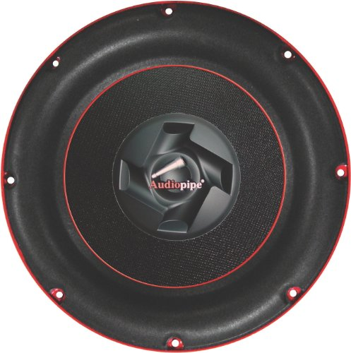 "AUDIOPIPE TXX-BF15 15"" 2400W Car Audio Subwoofer Power Sub Woofer DVC 4 Ohm"