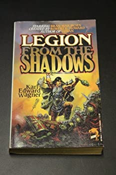 Bran Mak Morn: Legion from the Shadows 0890831777 Book Cover