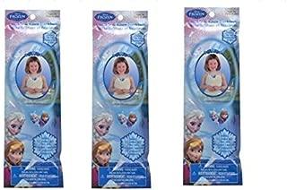 Disney Frozen Elsa and Anna Glow Pendant Necklace x 3