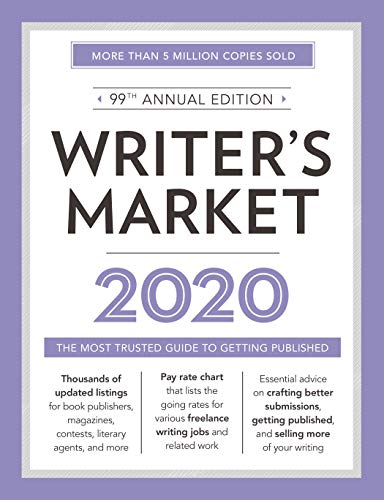 Writer's Market 2020: The Most Trusted Guide to Getting Published