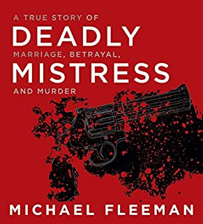 Deadly Mistress audiobook cover art