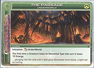 Chaotic The Passage, Underworld Location Secrets of The Lost City Deck Card # 191