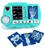 Brigamo  Spielzeug EKG - und Röntgen Gerät mit realistischer Funktion- darf in keinem Spielzeug...