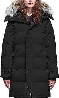 Women's Canada Down Jacket Shelburne Down Coats Goose Down Parka