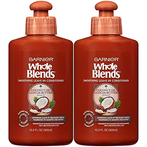 Garnier Whole Blends Leave-In Conditioner for Hair