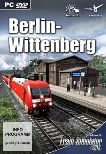 Train Simulator 2013 - Railworks 4: Berlin - Wittenberg (Add - On) - [PC]