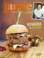 Burgers, barbecues et salades - Jamie Oliver & Co de Jamie Oliver