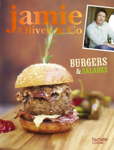 Burgers, barbecues et salades