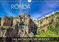 Ronda - das andalusische Wunder (Wandkalender 2022 DIN A4 quer): Eine Fotoreise durch die andalusische Stadt Ronda (Monatskalender, 14 Seiten )