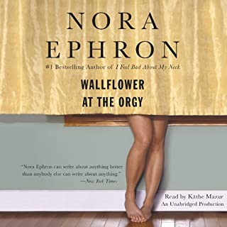 Wallflower at the Orgy cover art