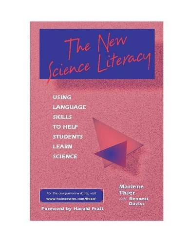 The New Science Literacy: Using Language Skills to Help Students Learn Science