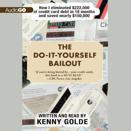The Do-It-Yourself Bailout audiobook cover art