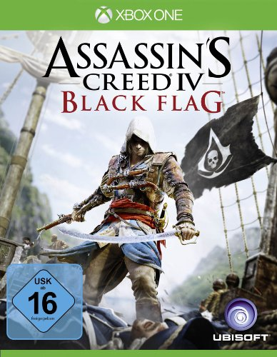 Assassin's Creed 4: Black Flag - [Xbox One]