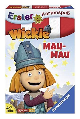 Ravensburger 20329 1 Kartenspiel Mau-Wickie
