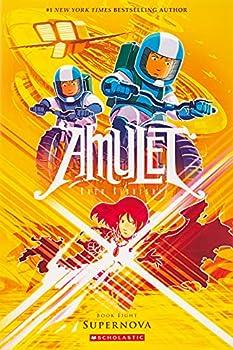 Supernova  Amulet #8   8