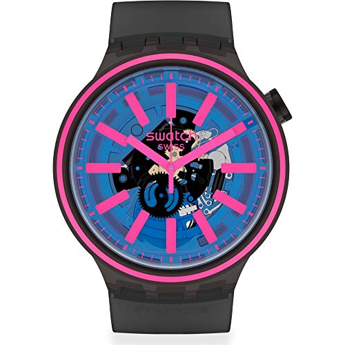 Swatch Reloj Unisex Oro de 14 Quilates (585) SO27B111
