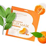 Buttitude – Smoothing + Brightening Butt Hydrogel Sheet Mask For Your Butt With Tangerines from Jeju Island - Ultimate Butt Care